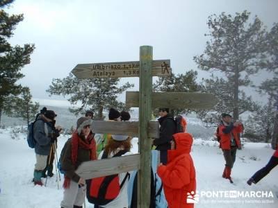 La Fuentona - Sierra de Cabrejas; senderismo en madrid; agencias de senderismo